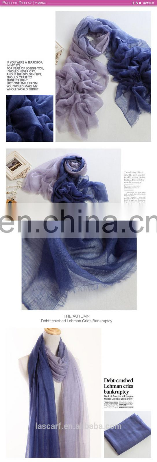 2015 Newest style fashion design woman high quality expensive cashmere shawls(CD020AL)