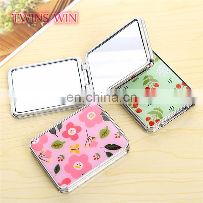 Alibaba Spain The Best And Cheapest Ornate pocket mini glass framed mirror glass wholesale
