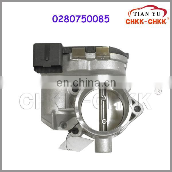 Partner 1.6 16V Throttle Body For European cars 1635Q9 0280750085 9635884080