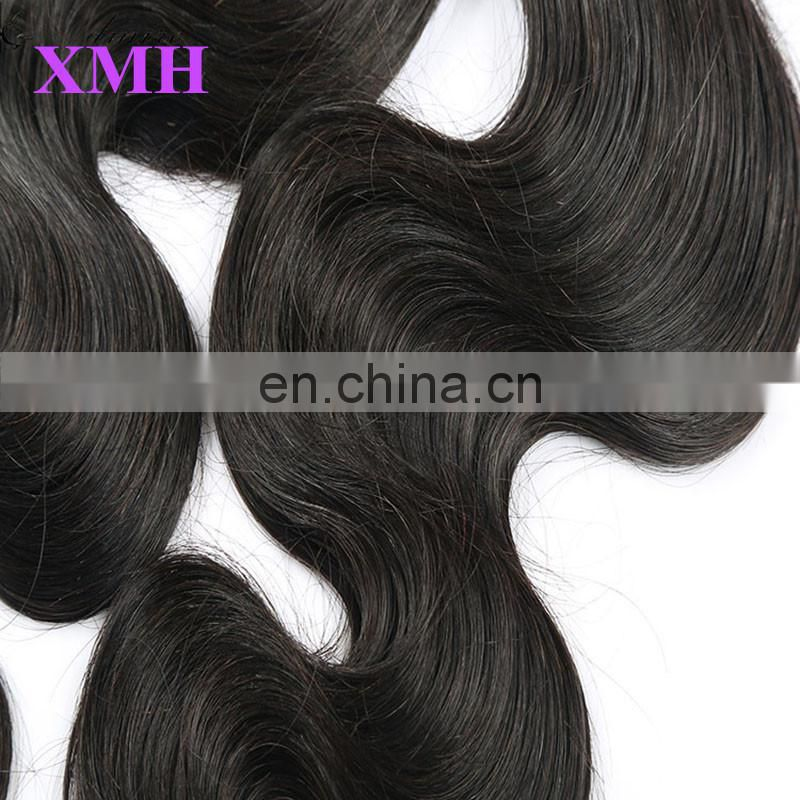 Juancheng factory wholesale large stock cheap Virgin hair weave brazilian human