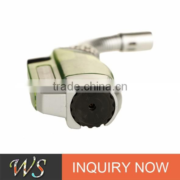WSSKGF019 Hot selling high quality butane jet flame gun torch lighter