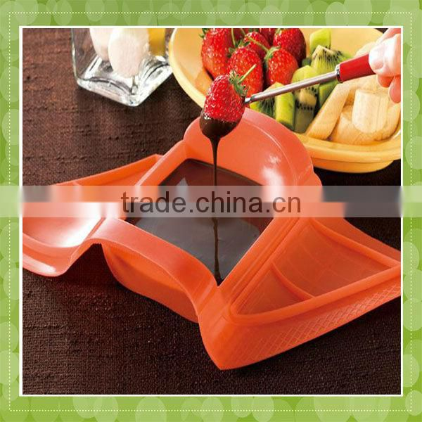 MA-815 2013 Hot Selling Microwave Silicone Food&Vegetable Steamer