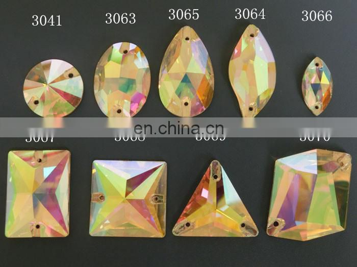 Light Sapphire High End Quality Horse Eye Wholesale Glass Beads Bulk from China