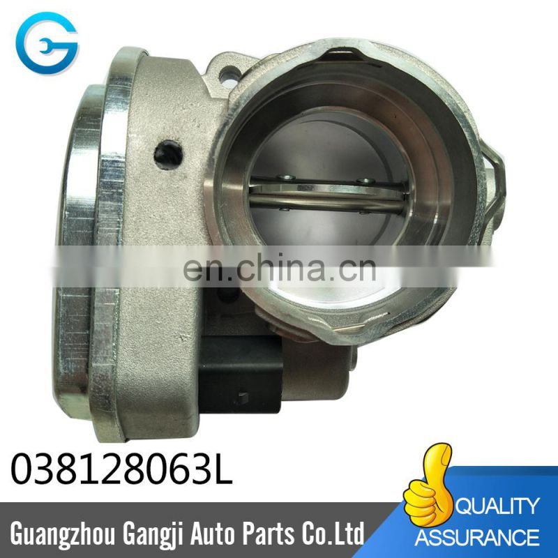 60mm Wholesale High Quality In Stock Throttle Body Assembly For Audi Skoda VW Seat 038128063L