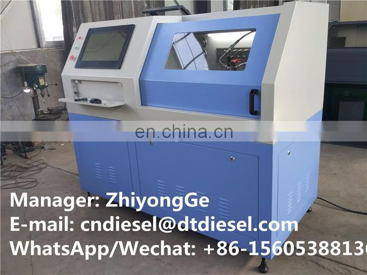 CRS708  Diesel EUI EUP TEST BENCH with CAMBOX for C10 C13 C15 C18 injectors