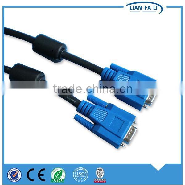 competitive price vga male to vga male cable vga rca vga to av converter cable