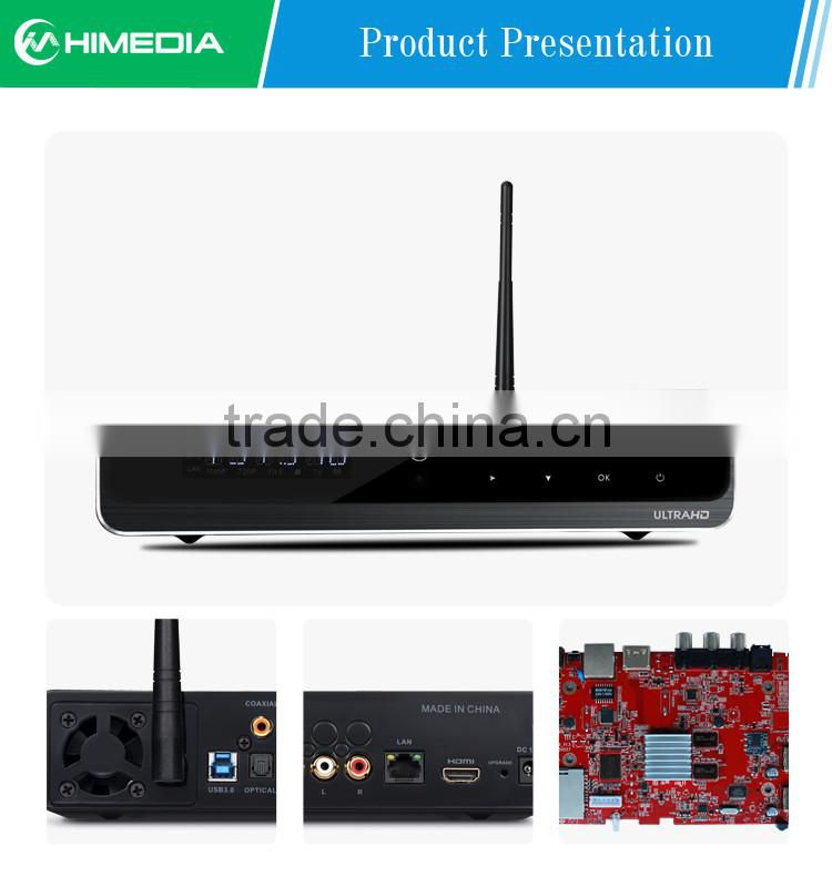 Android TV Box Himedia Q10 pro Support 3D Blu - ray