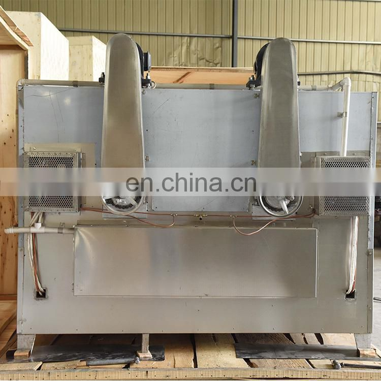 Stainless steel roast machine sunflower seed nut roasting machine Image