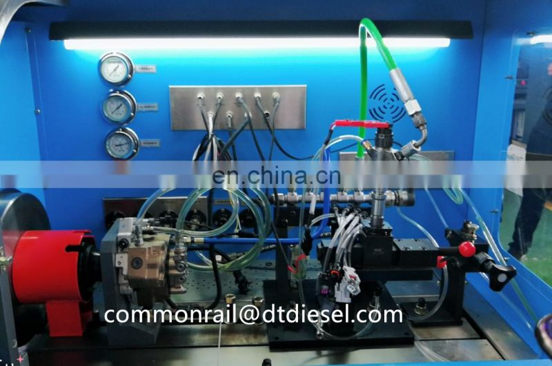 CR819l High Pressure Common Rail Diesel Fuel Injector Test  Bench
