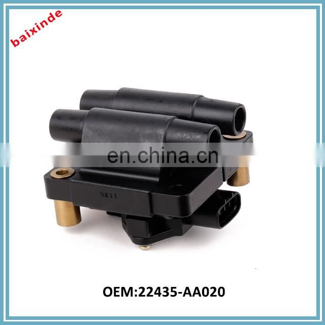 FITS SUBARU1 IMPREZA FORESTER & LEGACY IGNITION COIL PACK 22435-AA000 22435-AA020