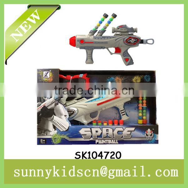 2014 new design electric airsoft gun electric spray gun for children