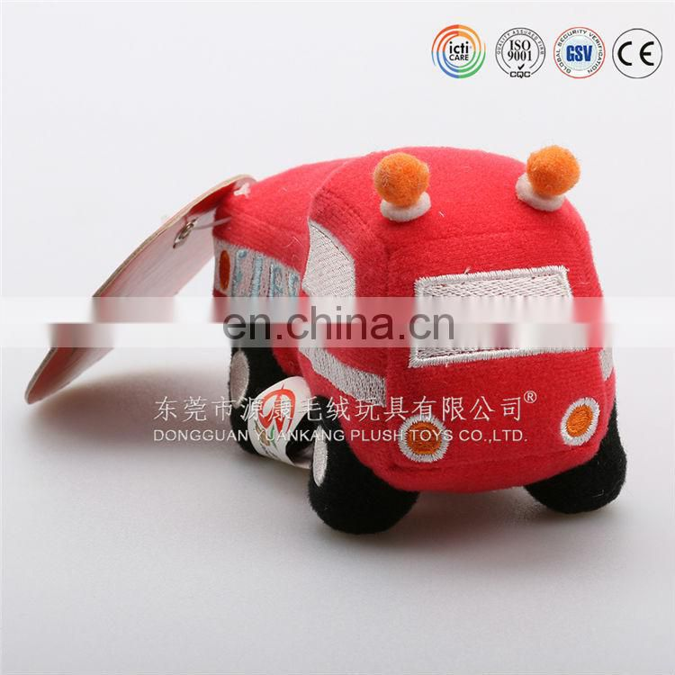 animated electronic plush toys,plush tractor,plush tank toy
