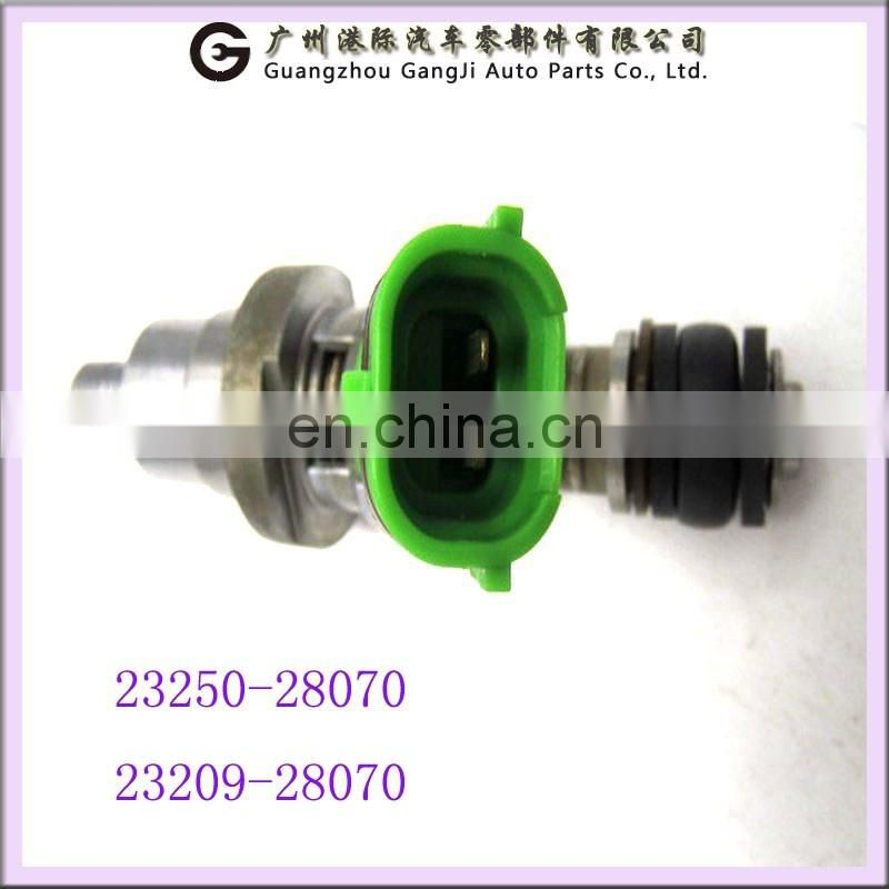 OEM Car Parts 23250-28070 23209-28070 Fuel Injector Cost for Toyot