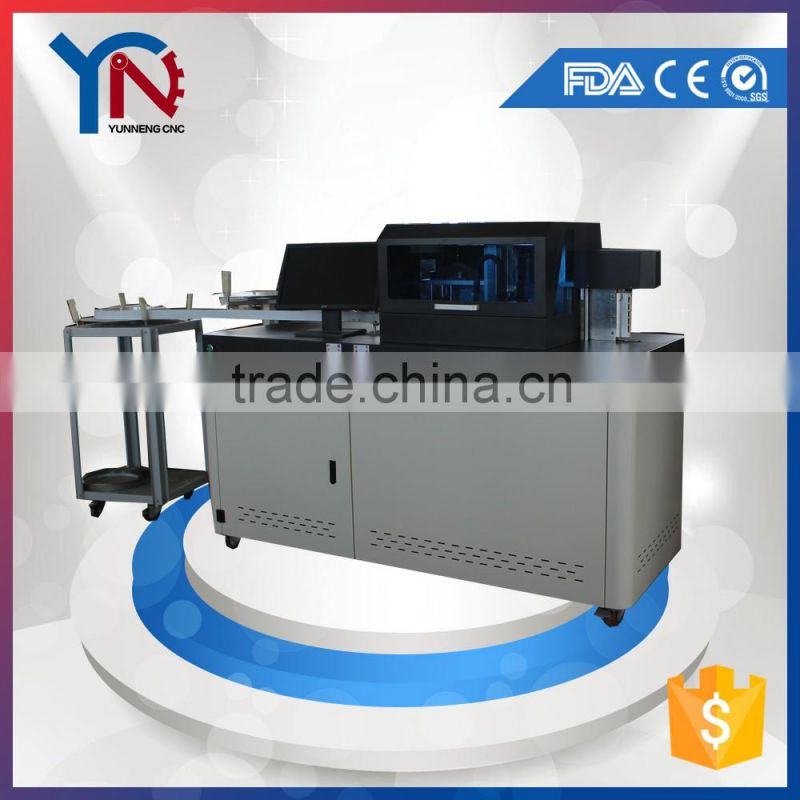 Automatic Acrylic CNC Channel Letter Bending Machine
