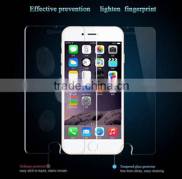 For iphone 6 tempered glass