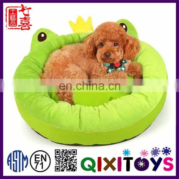 Factory direct wholesale funny round sofa dog beds with good quality and special design