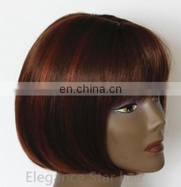 Alibaba wholesale straight wave with bang go to cosplay party for fashion women synthetic hair wig