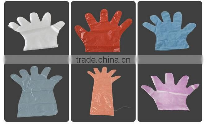 2016 hot sale cheap PE Long Arm Glove /long PE veterinary glove full arm length disposable gloves