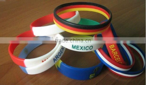 Free samples, Variety Fashion Silicone Bracelet