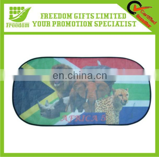Promotional Customized Auto Foil Windshield Sunshade
