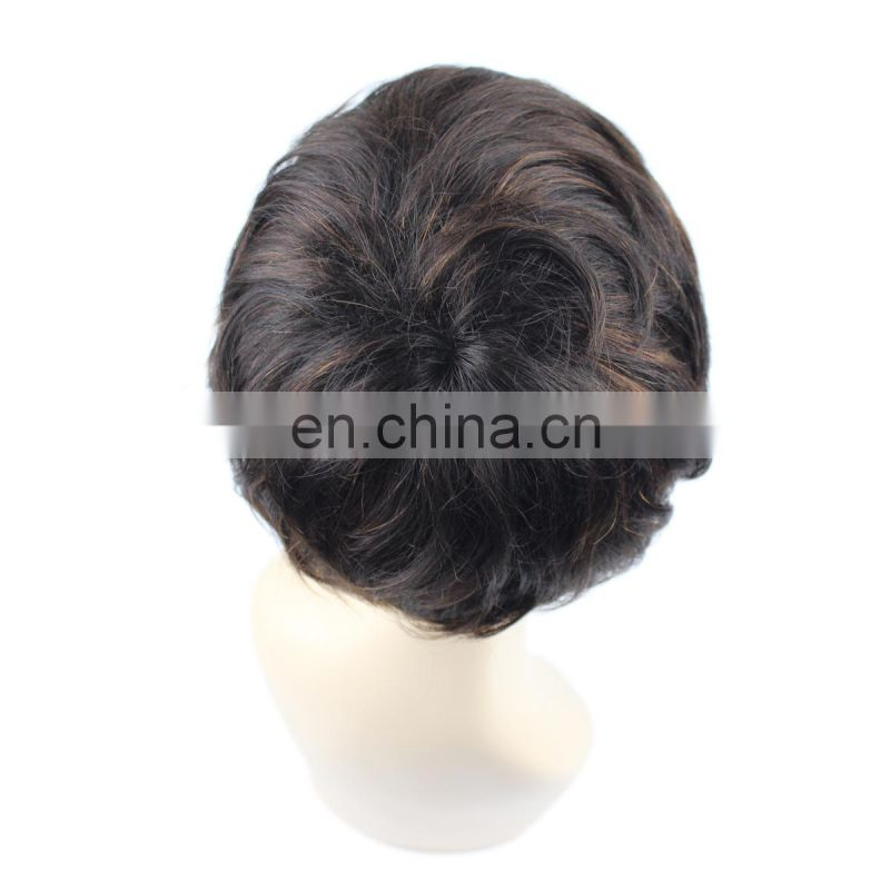Alibaba wholesale factory price hot selling virgin human hair wigs