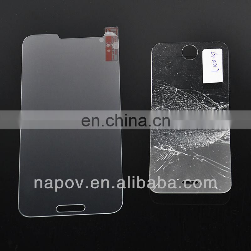 Wholesale New Arrival Anti Broken Cell Phone for LG F240 Tempered Glass Screen Protector