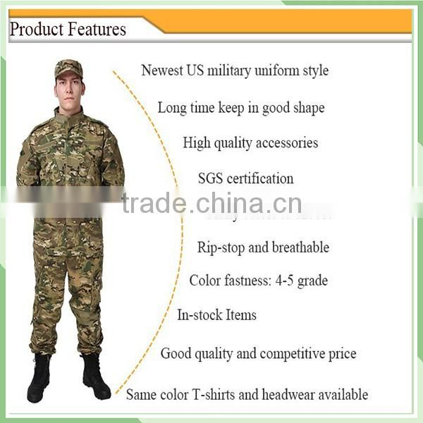 2016 custom made digital camouflage pattern Libya military uniforms sales