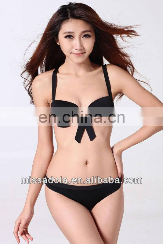 2014 Newest fashion Black Swimwear