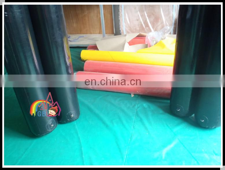 Outdoor inflatable basketball hoop & frame, funny inflatable sport game for promotion from china manufacturer