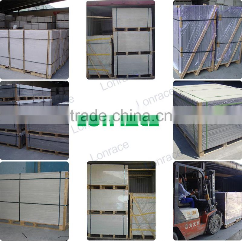 2015 Good Quality New Reinforced Fibre Cement Board For Partition And Exterior Building Wall