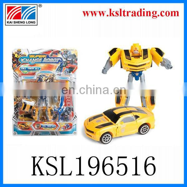 cheap plastic hot robot toy