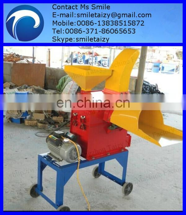 Low price and high efficiency corn silage cutter machine and forage cutting machine for sale