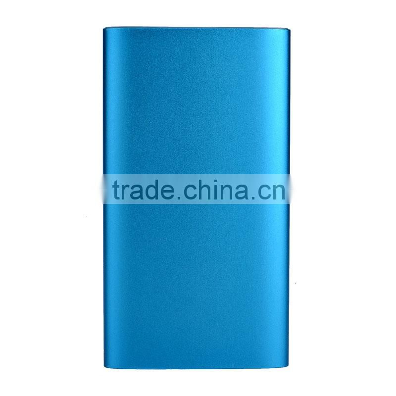 Factory supply battery charger fast charging power bank for iphone