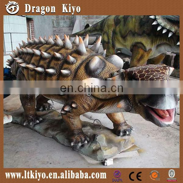 Realistic dinosaur world animatronic dinosaur for sale