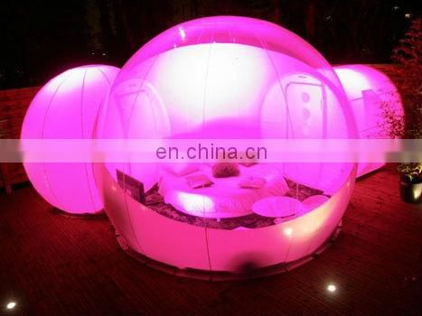Bubble Tent SPA version