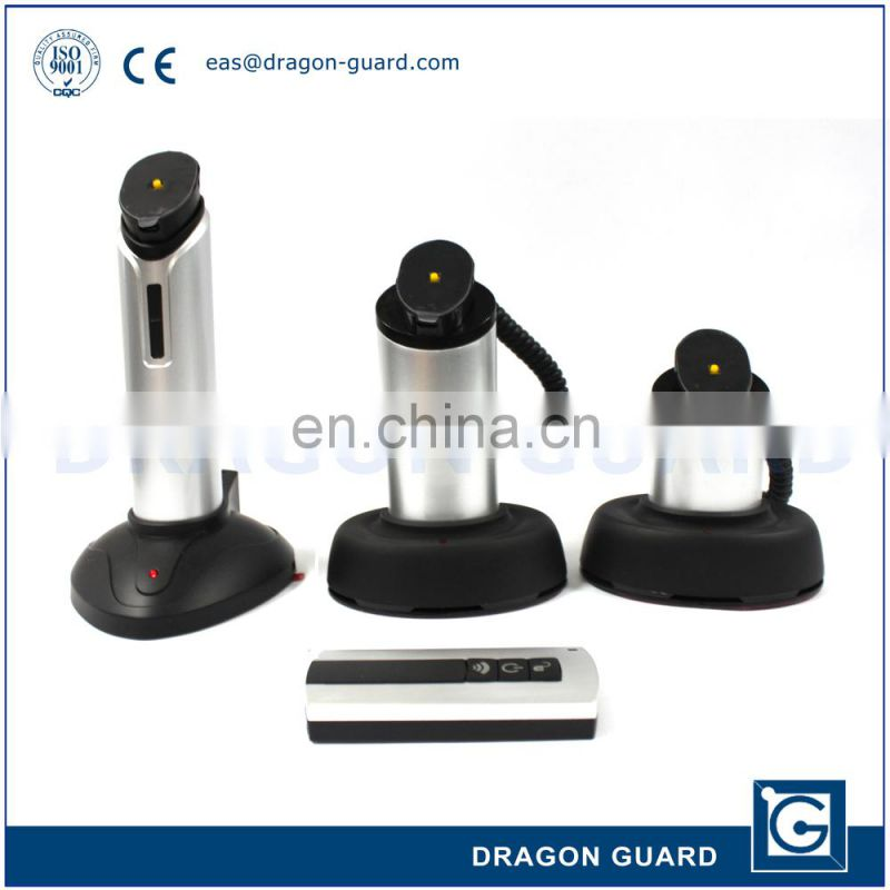 Dragon Guard Retail Security Supermarket stainless and plastic security display screw hook