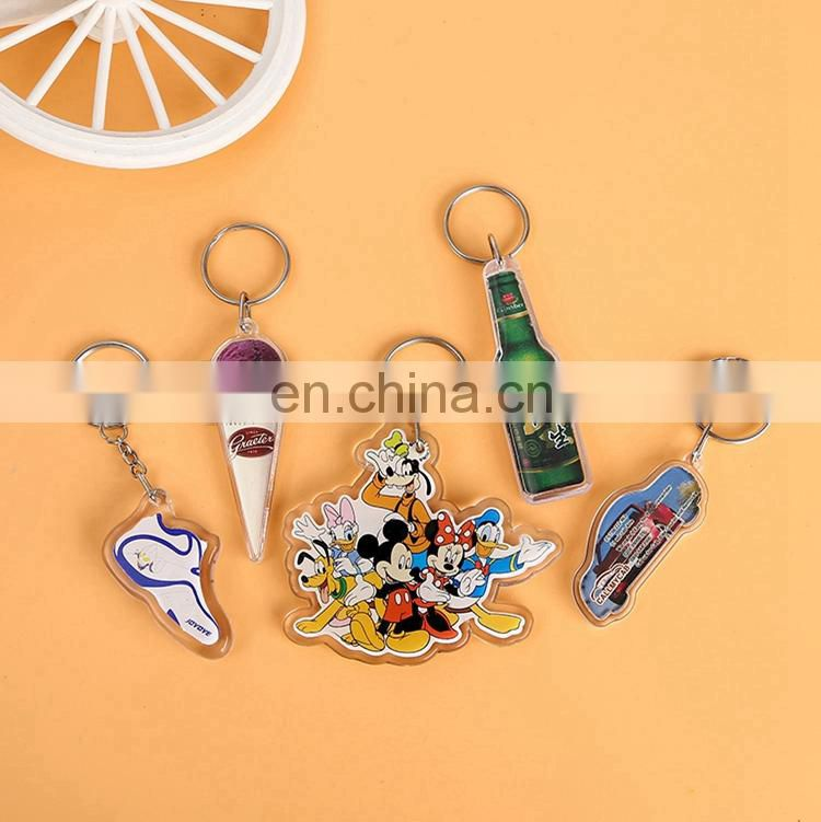 High quality key ring keyring chain for wholesale