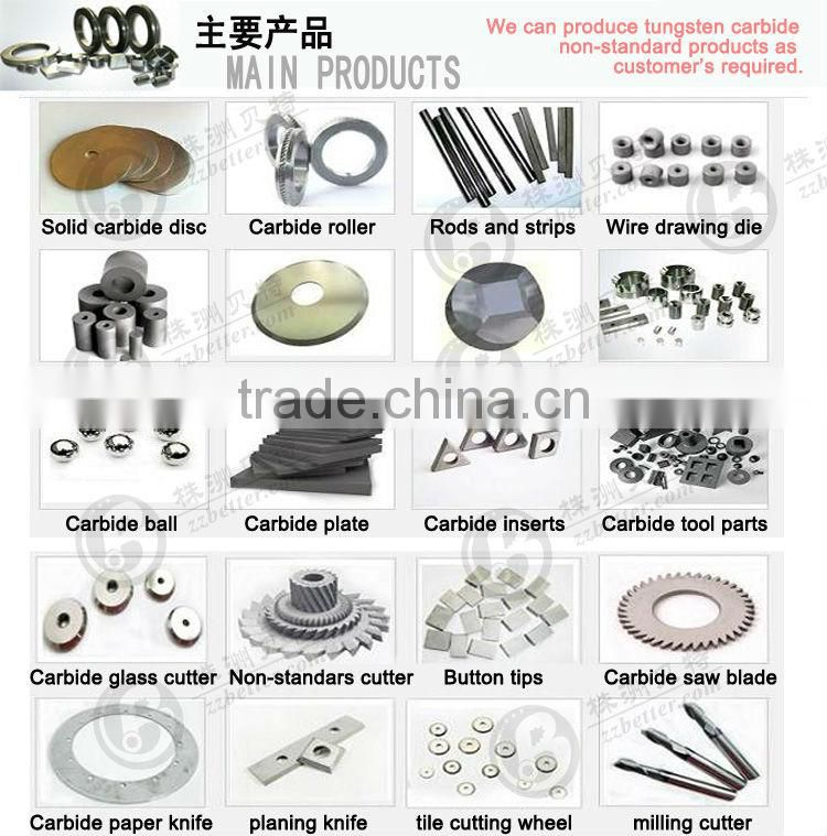 Zhuzhou factory provide waterjet spare part