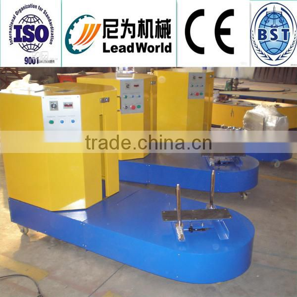 baggage film wrapping machine with most competitive price