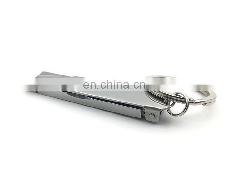 promotion nail nipper with customized brand