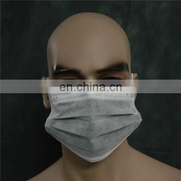 4 ply active carbon face masks with FDA certificate