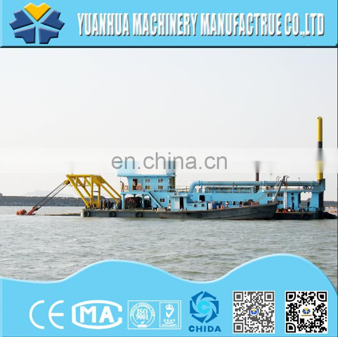 30 inch cutter suction dredger river sand ship