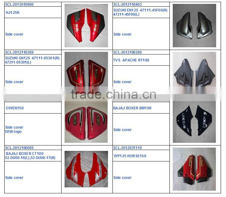 SCL-2012121015 Various product for Y.m.h bws scooter parts