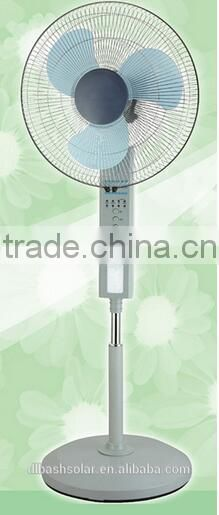 ABS and PP Solar rechargeable fans