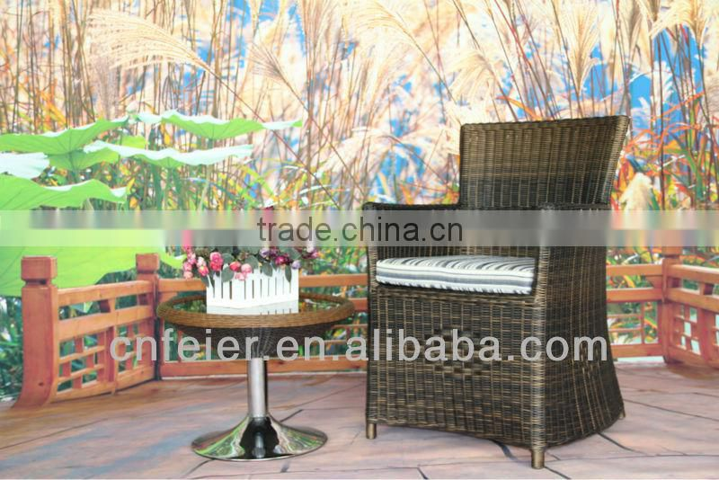 A630CH Indoor Rattan Dining Chair Chair Rattan