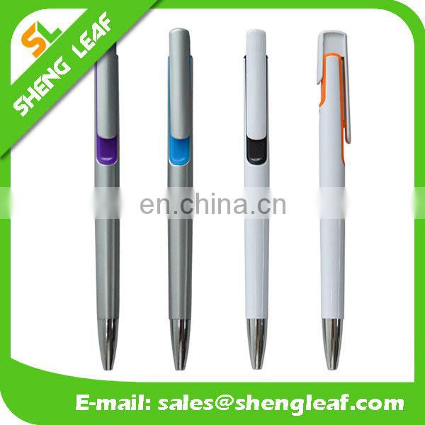 Chinese Customs plastic promotional ball pen