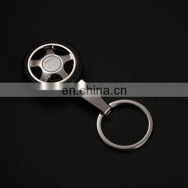 HOT SALE MANUFACTURE QUALITY ACCESSORY TYRE SHAPE KEY CHAIN TIRE