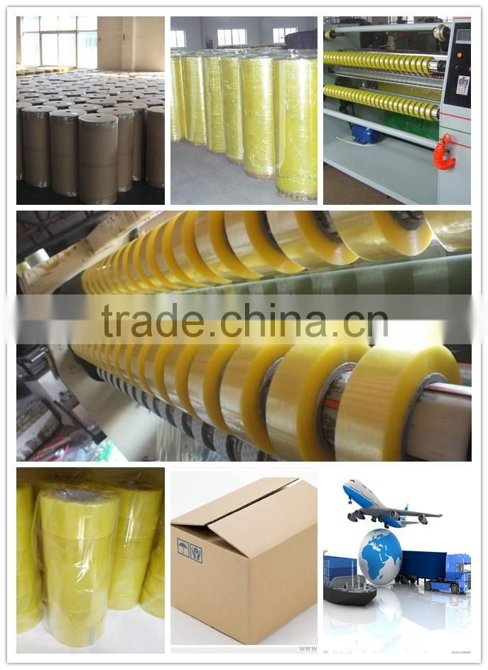 Low price bopp box packing adhesive tape for carton