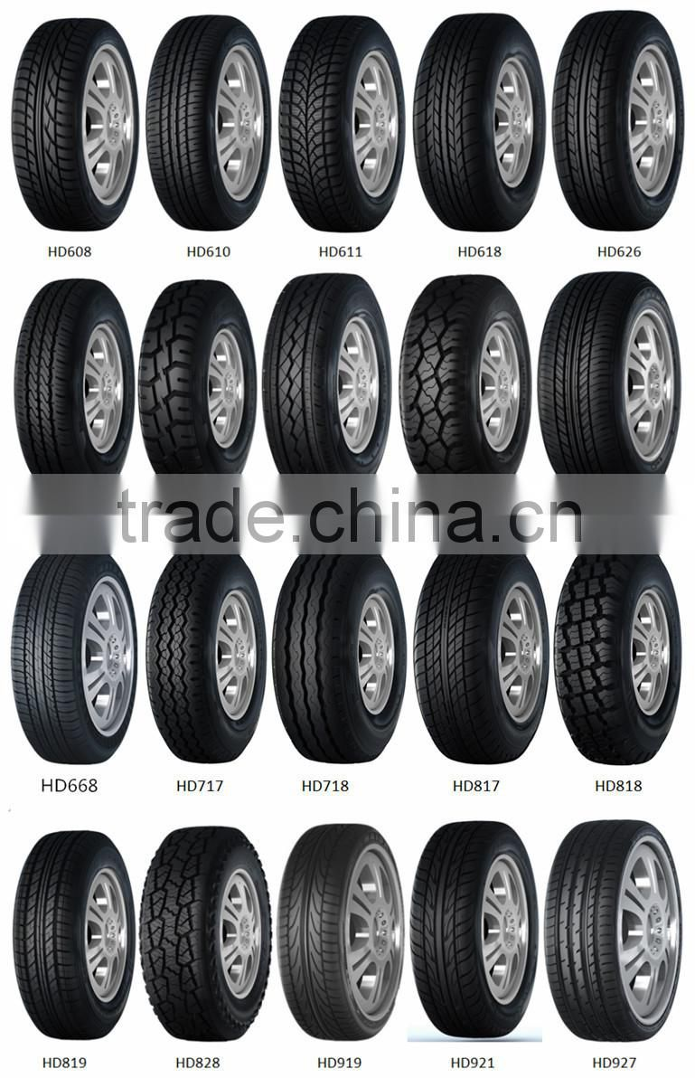haida tyre uhp car tire hd927 245/35zr20 car tires 225 35 20 2015 high performance tire