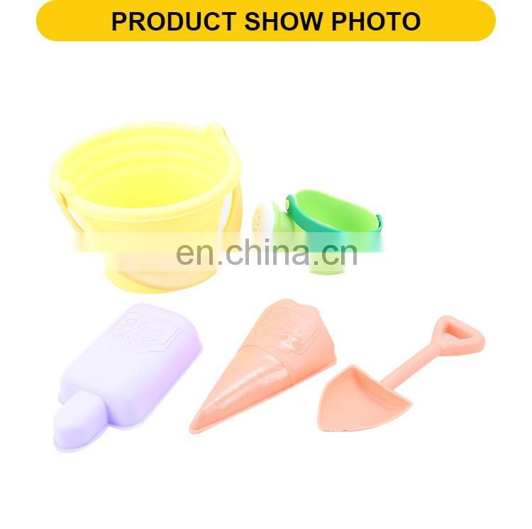 5pcs Sand Toys Good Quality Plastic Sand Beach Games